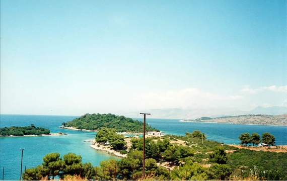 Prime Beachfront Land In Ksamil Albania Lands For Sale Home Interior And Landscaping Palasignezvosmurscom
