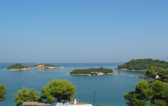 Brilliant Beachfront Land In Ksamil Albania Lands For Sale Home Interior And Landscaping Palasignezvosmurscom